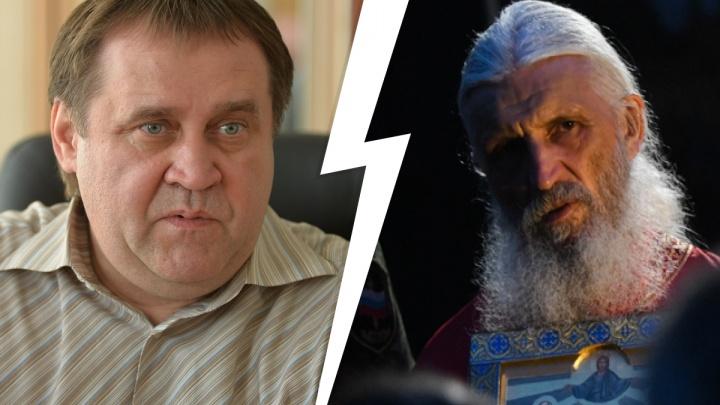 «Таких к людям допускать нельзя»: главный нарколог Свердловской области о скандальном отце Сергии