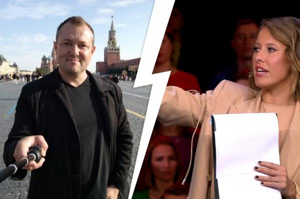 Часть программы «Док-ток» с выступлением Полушина так и не вышла в эфир
