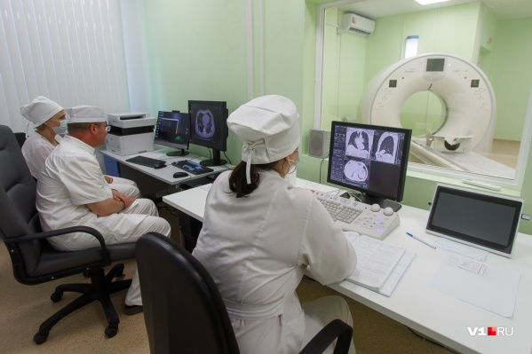 С конца марта до середины июля компьютерные томографы в Самарской области работали на предельном максимуме своих возможностей