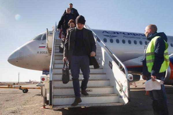 Добавим один: «Аэрофлот» скорректировал расписание полетов в Волгоград