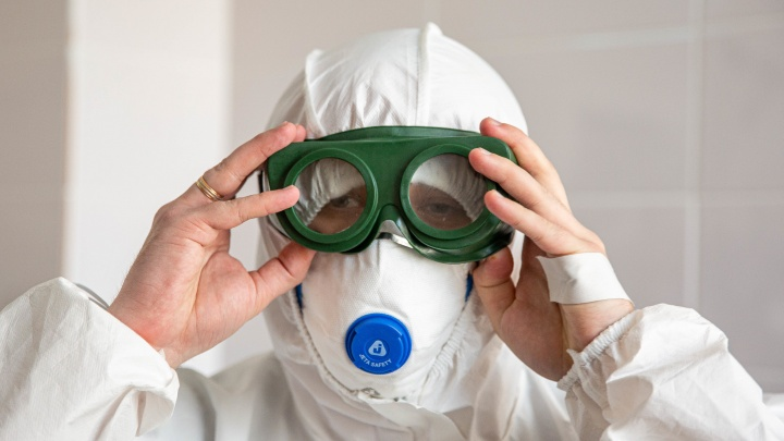 В Челябинской области резко выросло число заражённых коронавирусом