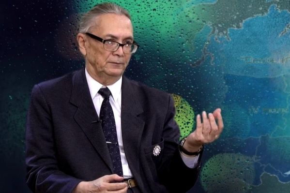 Ренад Ягудин работал синоптиком с 1963 года