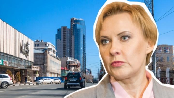 Лапушкина отказала «Трансгрузу» в строительстве 17-этажек на Вилоновской — Самарской
