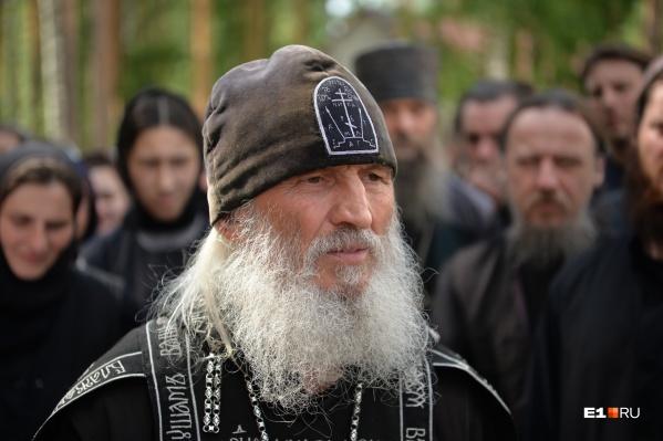 Отец Сергий открыто нарушил предписания правящего архиерея