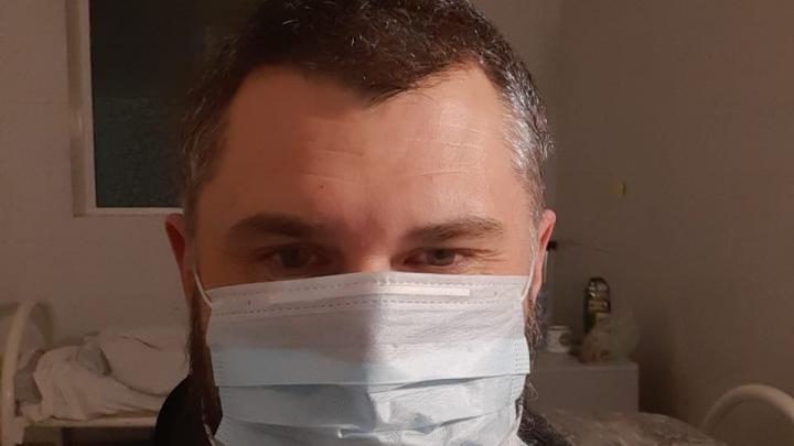 «Знаменитого сухого кашля не было»: житель Ярославля рассказал, как подхватил коронавирус в Москве