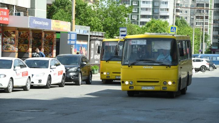 В Екатеринбурге пенсионеры убедили чиновников продлить автобусный маршрут до больницы