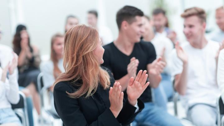 В РУМЦ ЮФУ прошел уникальный инклюзивный тренинг для начинающих предпринимателей