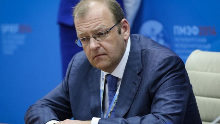 Бывший заместитель Хлопонина задержан ФСБ по подозрению во взяточничестве