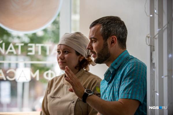 Ания и Тимур долго шли к тому, чтобы открыть свой бизнес