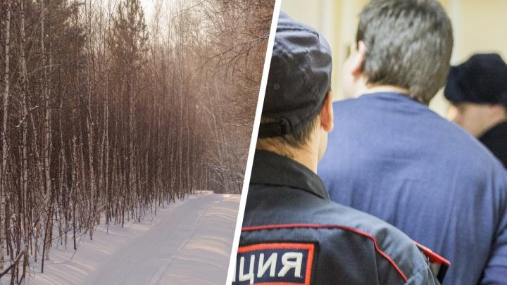 В Новосибирской области арестовали автомобиль мужчины, убившего рысь