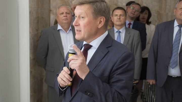 Мэр Новосибирска рассказал о результатах своего теста на коронавирус