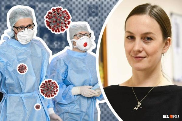 Главный эпидемиолог Свердловской области расскажет о ситуации с коронавирусом