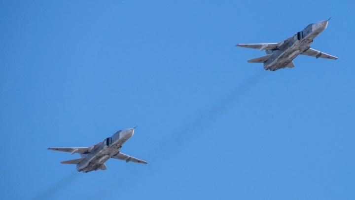Волгоградца оштрафовали за торговлю запчастями боевого бомбардировщика Су-24