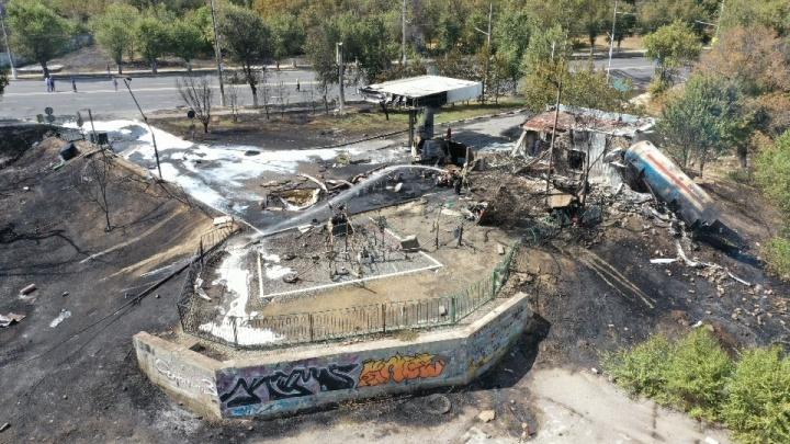 В результате взрыва на заправке в Волгограде пострадали 12 человек: список
