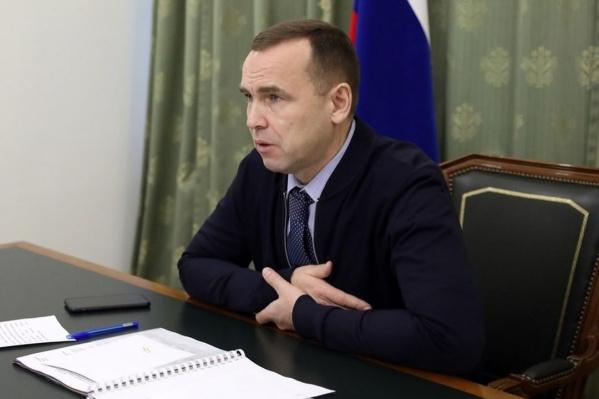 Зауральцам в соцсетях могли прийти подозрительные сообщения и ответы со страницы губернатора Шумкова