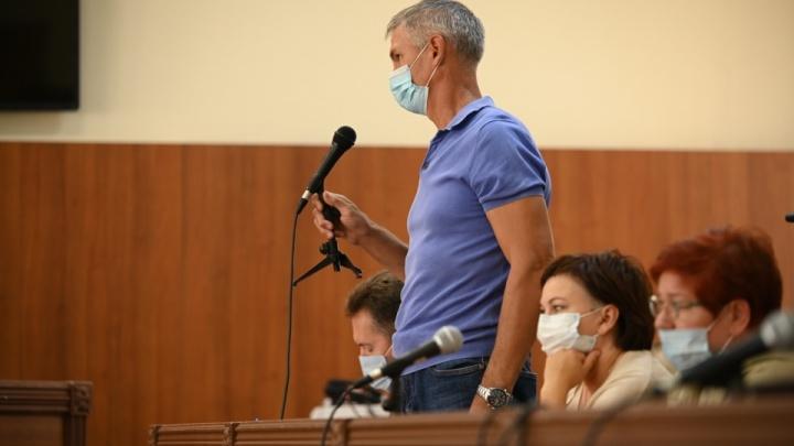 «Дело рассмотрят заново»: волгоградский областной суд отменил оправдательный приговор Леониду Жданову