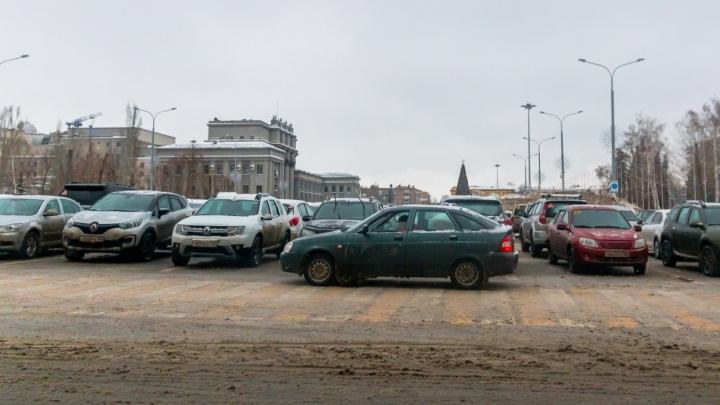 В Самарской области хотят отложить введение новых штрафов для водителей