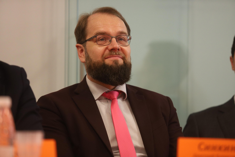 основатель инвестиционного бюро Syncing Group Дмитрий Синкин