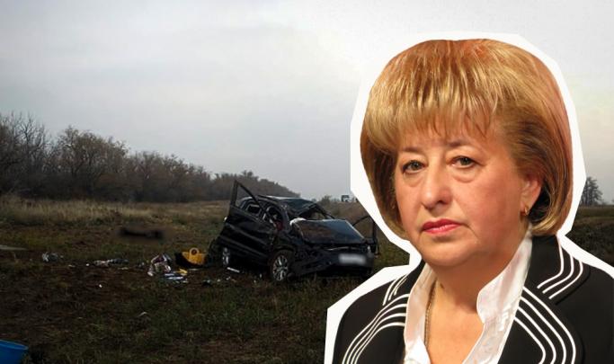 Экс-мэру Волжского Марине Афанасьевой грозит семь лет за ДТП с двумя погибшими