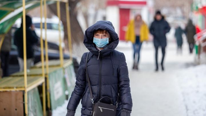 Главное про коронавирус в Екатеринбурге за этот день в четырех картинках