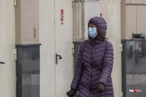 В Ярославской области вернули часть коронавирусных ограничений