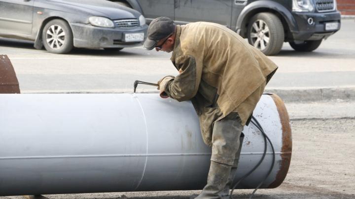В пятницу, 24 июля, центр Архангельска останется без горячей и холодной воды из-за ремонтов