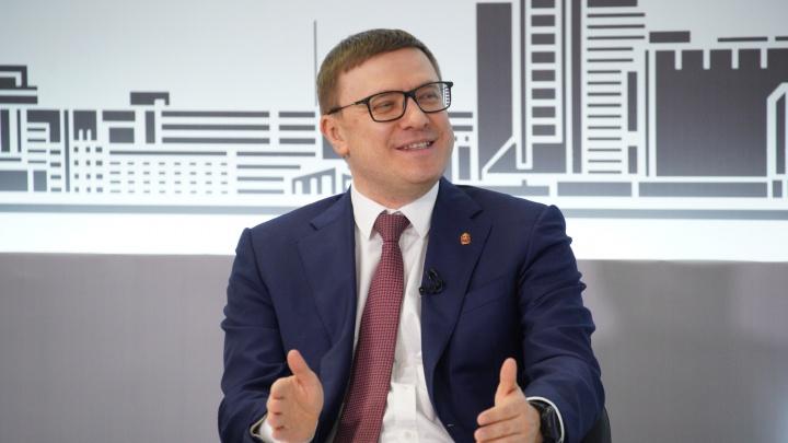 Текслер рассказал, что будет с набережной, конгресс-холлом, «Трактором» и воздухом в Челябинске. И объявил 31 декабря выходным