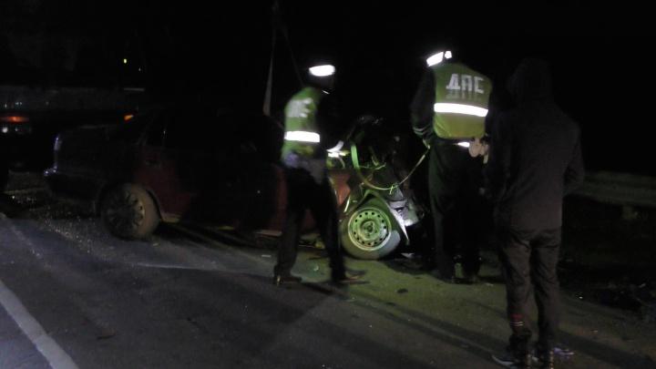 Под Ачитом погибла женщина-водитель, пытавшаяся совершить необдуманный обгон