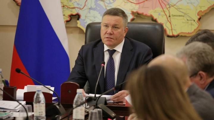 В Вологодской области ввели режим полной самоизоляции