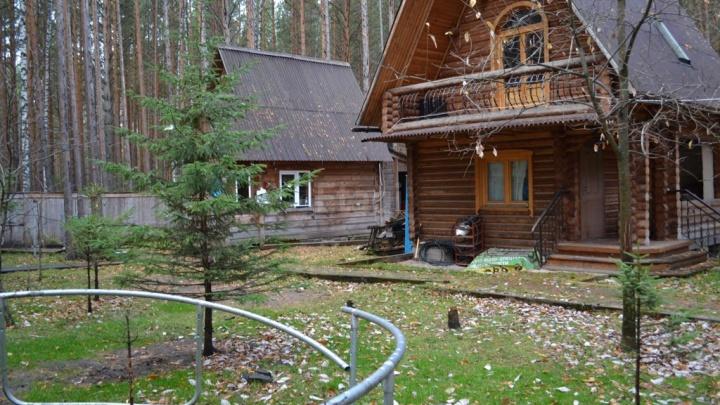 Самую дорогую дачу под Красноярском продают за 10 миллионов рублей