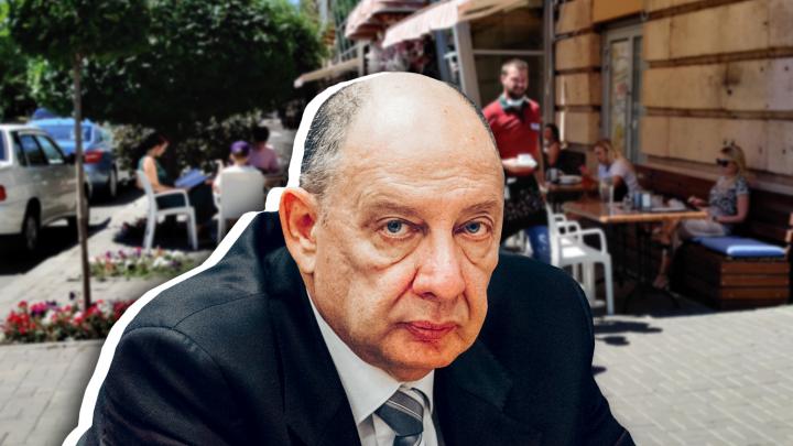 «Ребята, идите в кафе попейте водки»: директор волгоградского музея об абсурдных запретах Роспотребнадзора