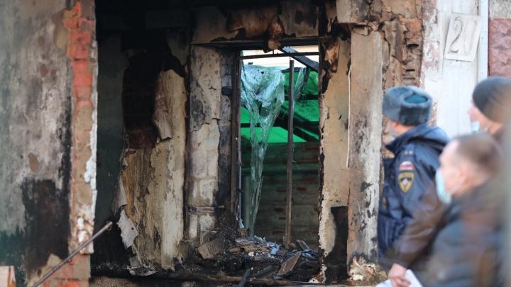 «Дружные, с собакой гуляли»: прокуратура начала проверку взрыва в доме, где погибла мать с детьми