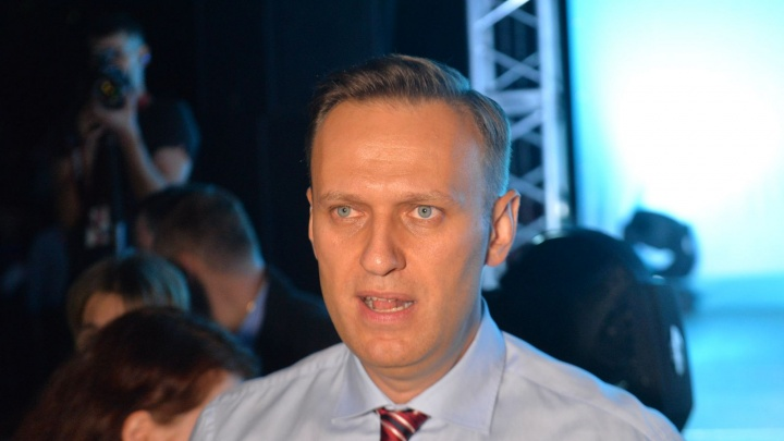 Baza: у Алексея Навального развился отёк мозга