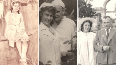 Фронтовой инстаграм: история любви хирурга и снайпера, которые встретились в госпитале в 1944 году