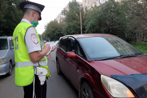Авария произошла в Ленинском районе