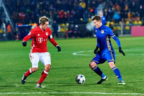 Дмитрий Полоз против чемпиона мира Филиппа Лама