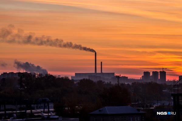Новокузнецк входит в число 12 самых загрязнённых городов России