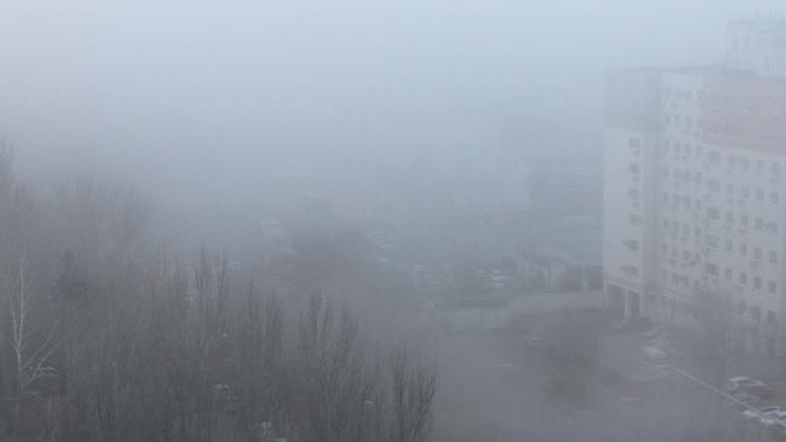 Руководитель самарского Росприроднадзора объяснил причину тумана в Тольятти