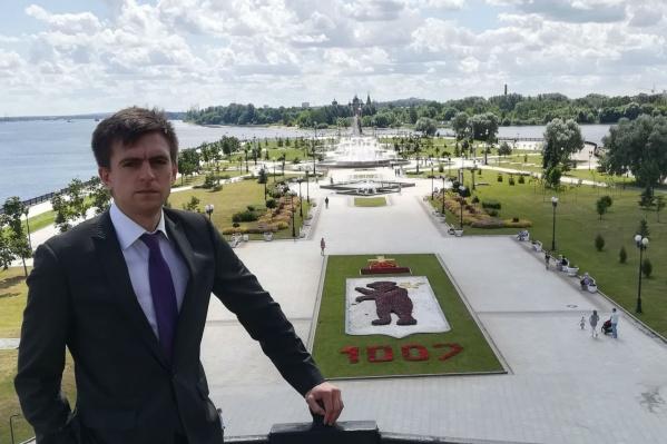 Директором «Яргортранса» Виктор Толстиков работает с июня 2020 года