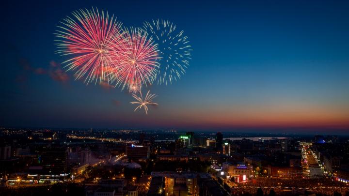 Как отметить День Победы в Новосибирске онлайн — рассказываем в трёх картинках