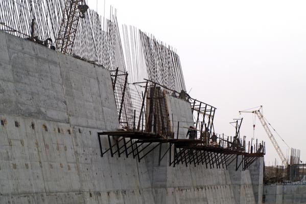 Гидроузел — один из легендарных долгостроев Омска
