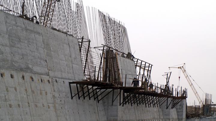 Губернатор попросил у федеральных властей четыре миллиарда на строительство Красногорского гидроузла