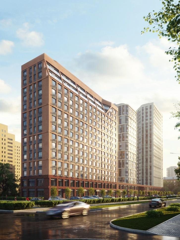 Одна из секций будет приспособлена для семей — с трехкомнатными квартирами и общей зоной, рассчитанной на 20 колясок