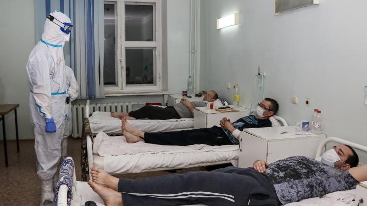 Заболеваемость не снижается: еще 482 нижегородца заразились коронавирусом