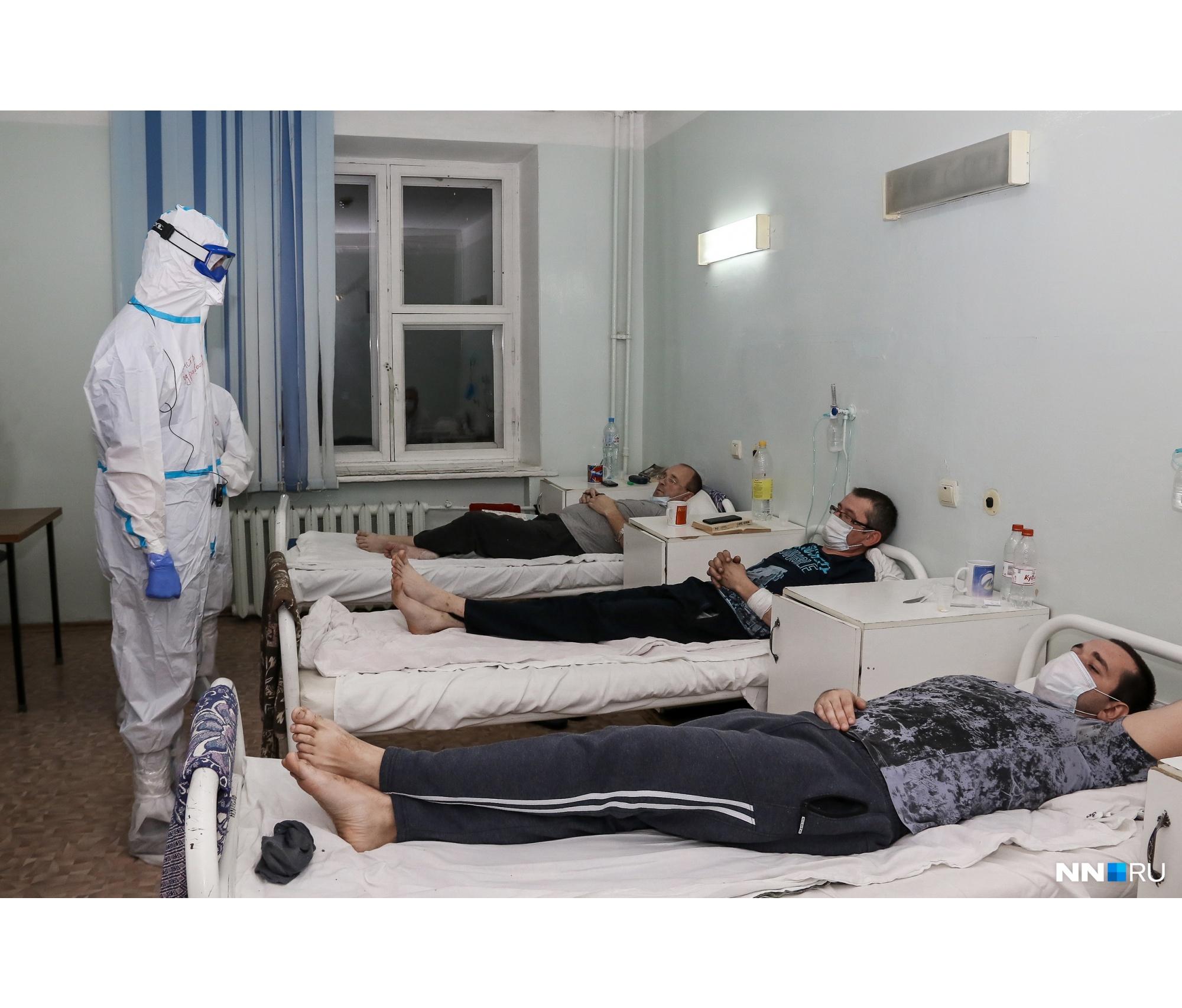 Мелик-Гусейнов делает ставку на вакцинацию