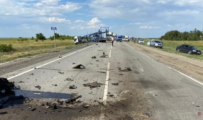 На трассах в Волгоградской области устроят облавы на туристов из других регионов
