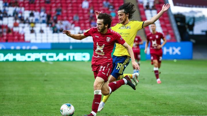 «Ростов» не смог обыграть «Рубин» и потерял шансы на Лигу чемпионов