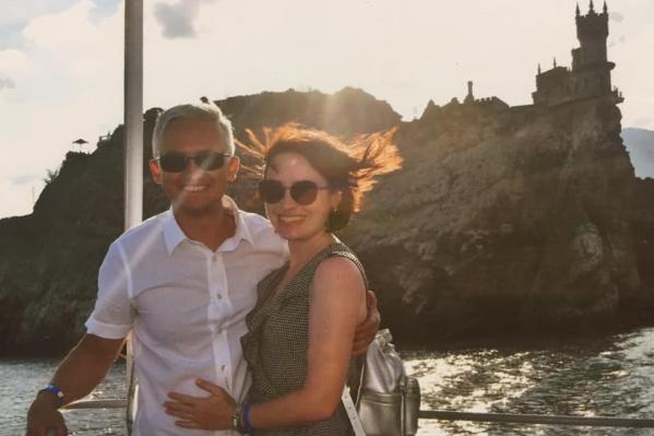 Фото в Крыму всегда романтичные