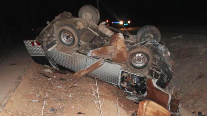 В Прикамье в ДТП погиб водитель УАЗа