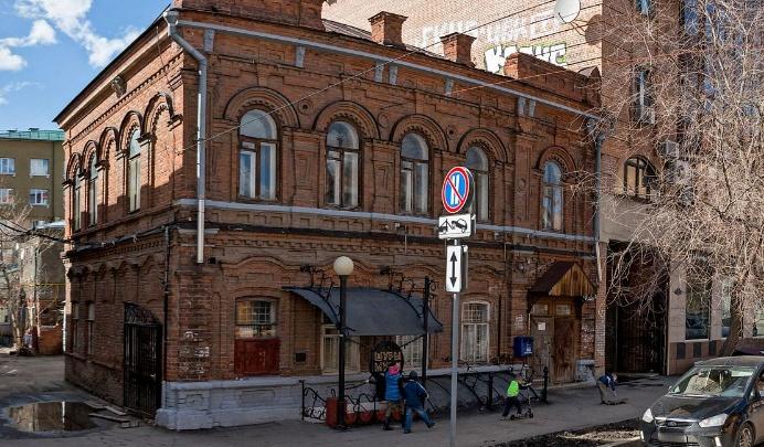 «Почта России» ищет в Самаре подрядчика для реставрации дома Иванова